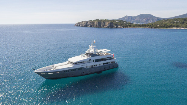 M/Y Princess Too