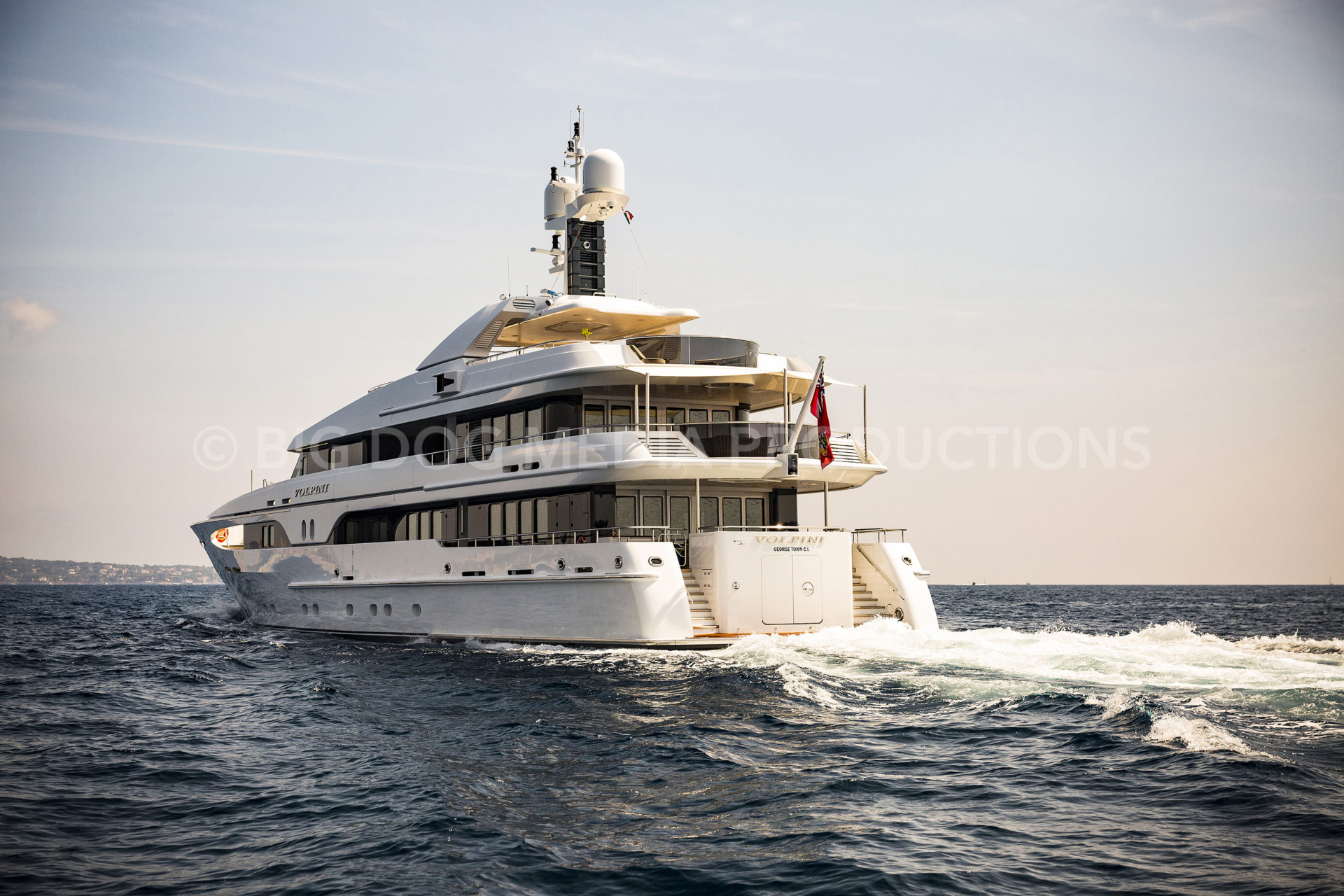 M/Y Volpini shoot in Cannes