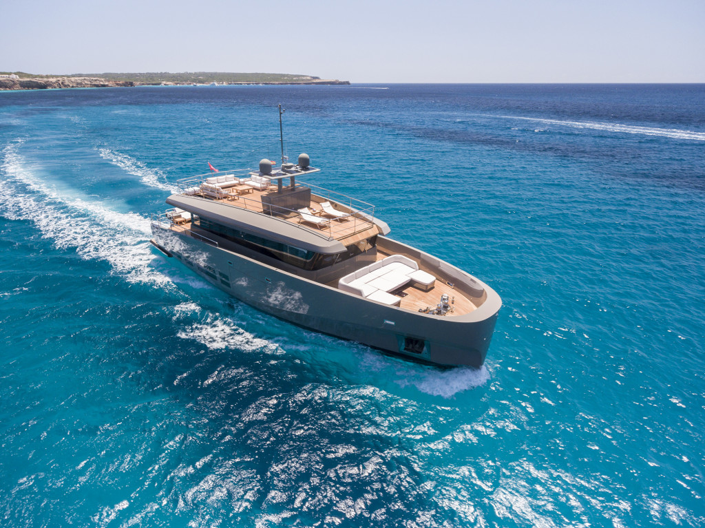 M/Y Wally Kokonut