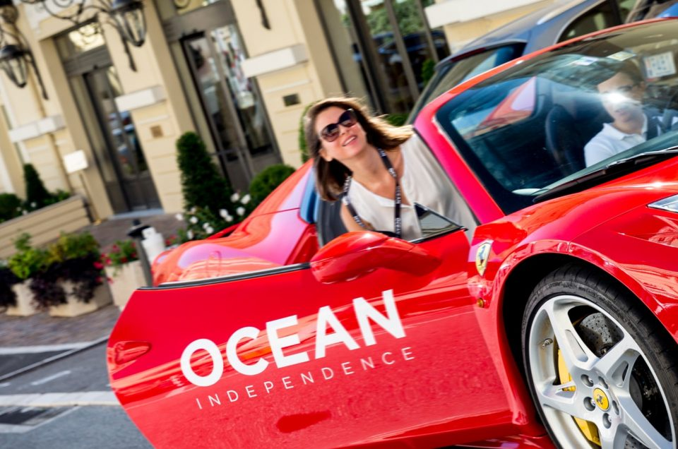 Monaco Yacht Show with Ocean Independence