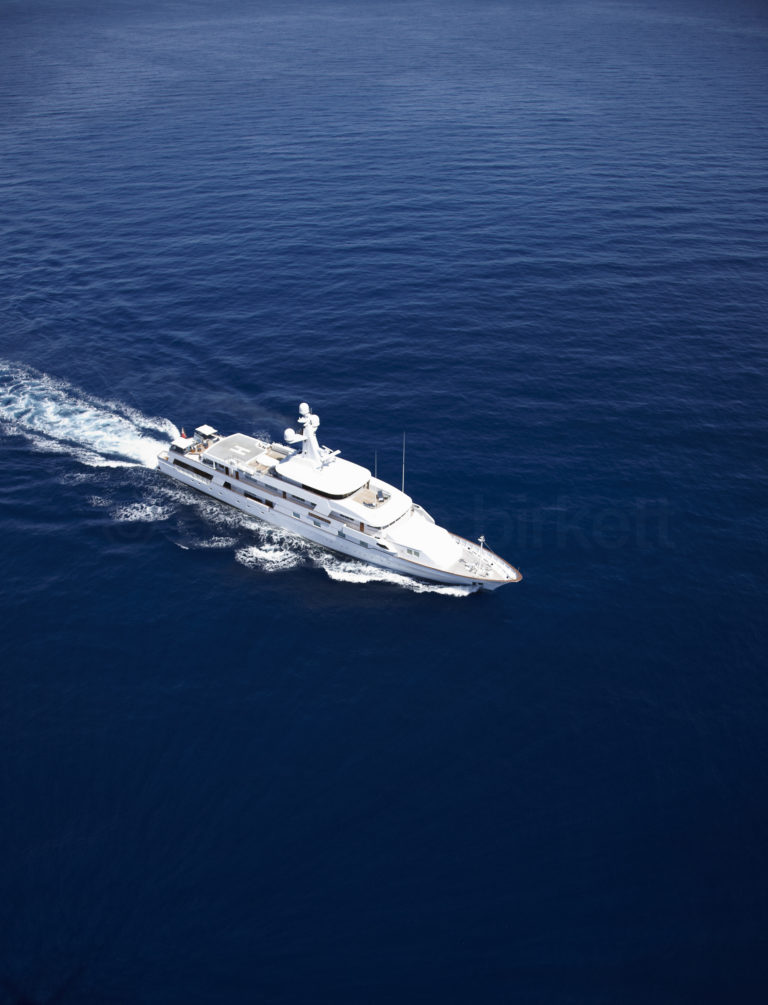 M/Y White Cloud in Palma