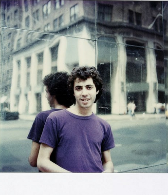 Polaroid a Day. Jamie Livingston 1979-1997