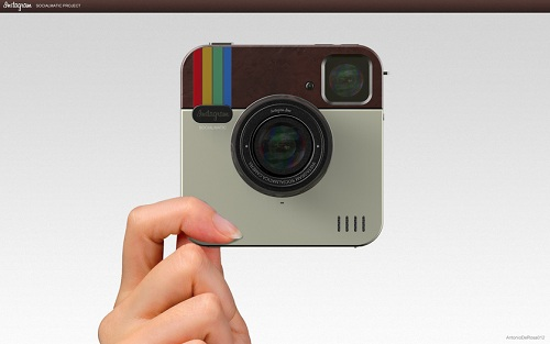 Instagram camera?